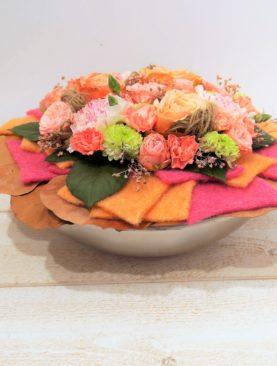 Bouquet Polynésie